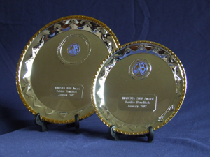 W.A.B.E.M.A. Honour Roll Trophies